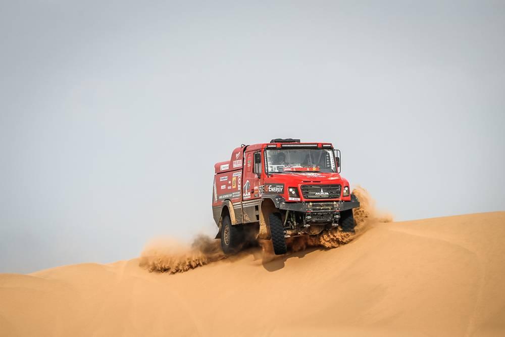 2021 43º Rallye Raid Dakar - Arabia Saudí [3-15 Enero] - Página 14 354c1
