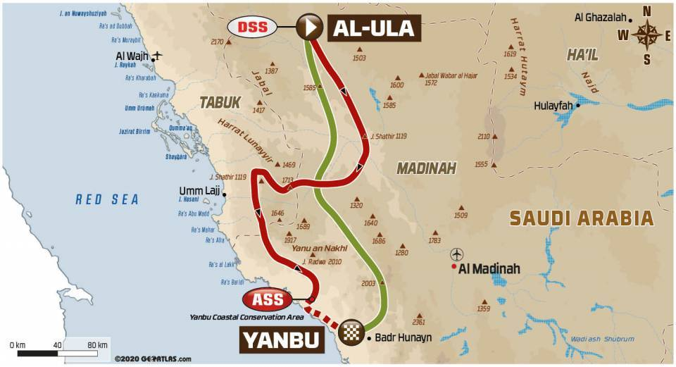 2021 43º Rallye Raid Dakar - Arabia Saudí [3-15 Enero] - Página 13 8c6f3
