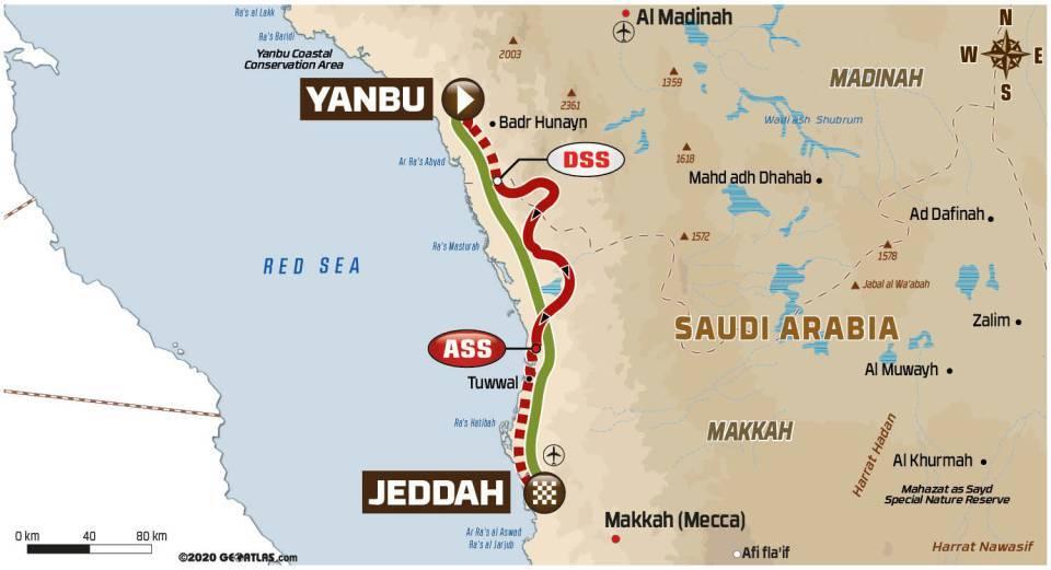 2021 43º Rallye Raid Dakar - Arabia Saudí [3-15 Enero] - Página 14 060a8