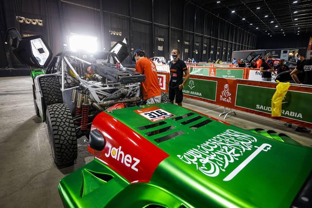 2021 43º Rallye Raid Dakar - Arabia Saudí [3-15 Enero] - Página 4 6a30a