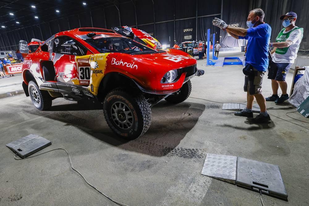 2021 43º Rallye Raid Dakar - Arabia Saudí [3-15 Enero] - Página 4 4a9a5
