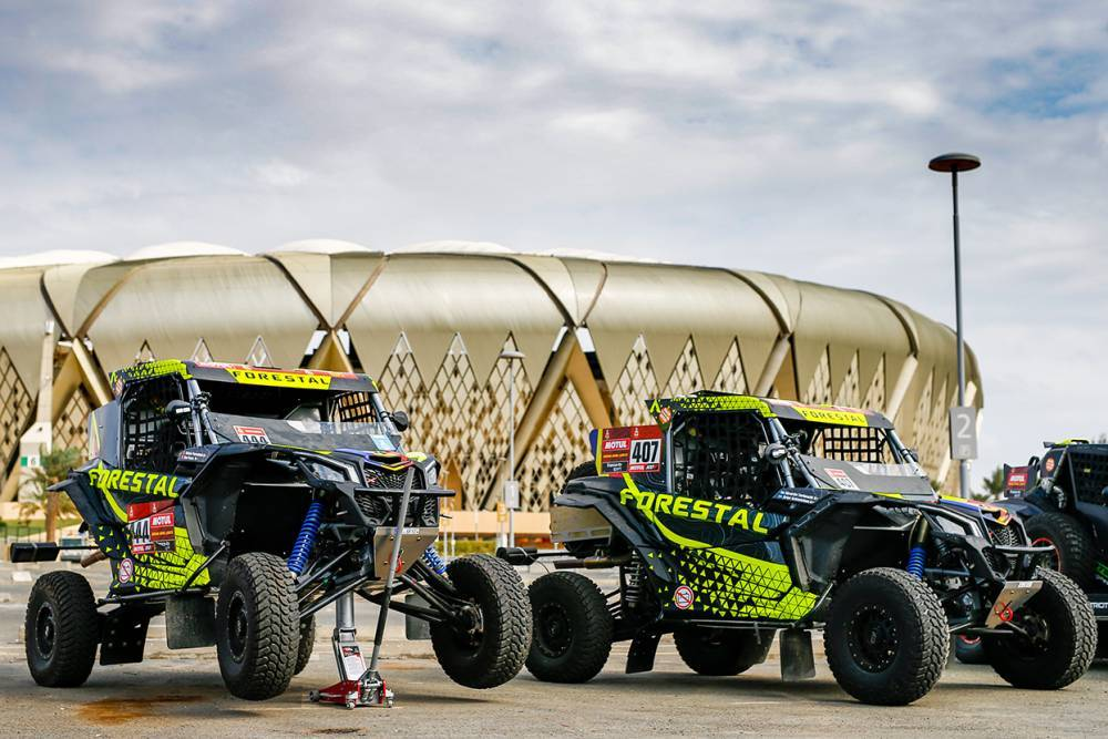 2020 42º Rallye Raid Dakar - Arabia Saudí [5-17 Enero] - Página 2 8e41c