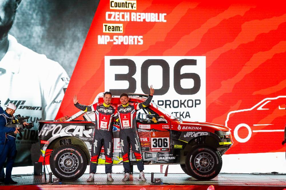 2020 42º Rallye Raid Dakar - Arabia Saudí [5-17 Enero] - Página 3 60919