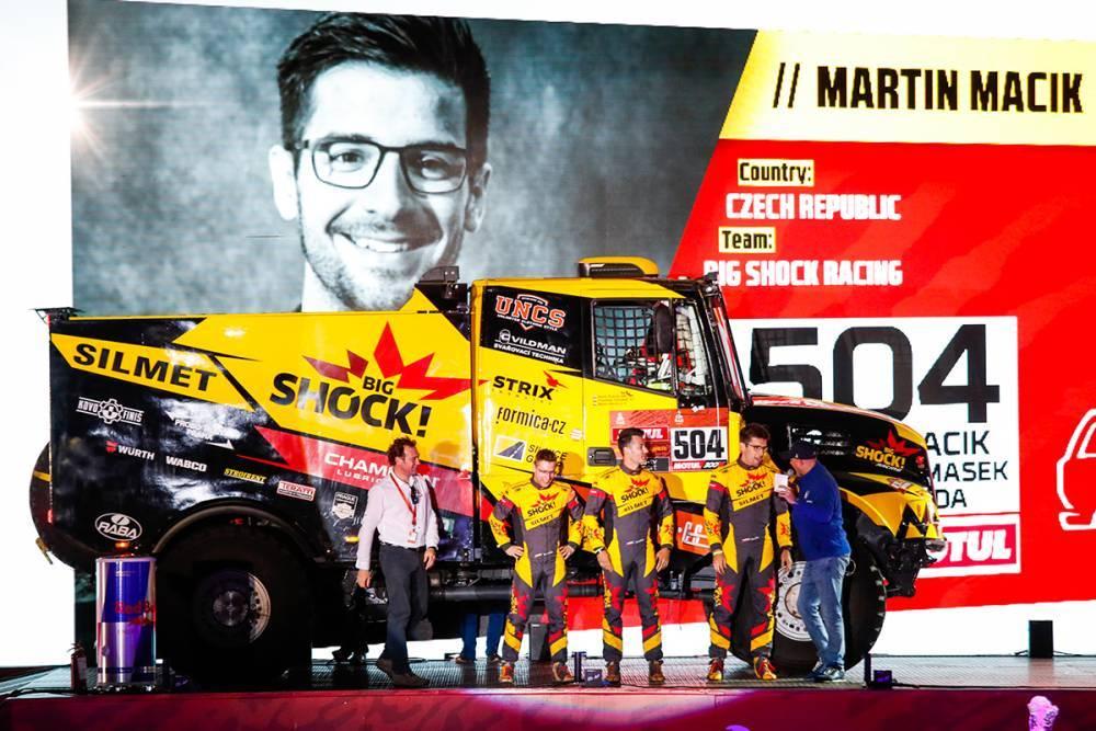 2020 42º Rallye Raid Dakar - Arabia Saudí [5-17 Enero] - Página 3 0e166