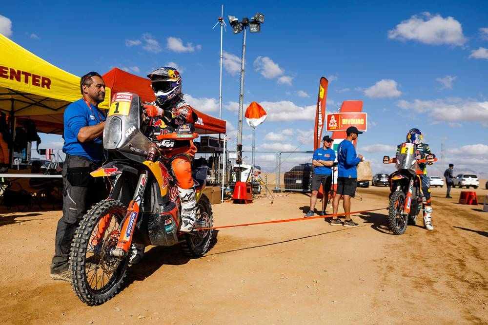 Dakar2020 - 2020 42º Rallye Raid Dakar - Arabia Saudí [5-17 Enero] - Página 7 57b4d