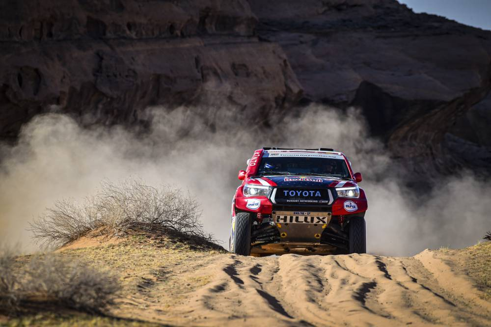 2020 42º Rallye Raid Dakar - Arabia Saudí [5-17 Enero] - Página 9 29c91