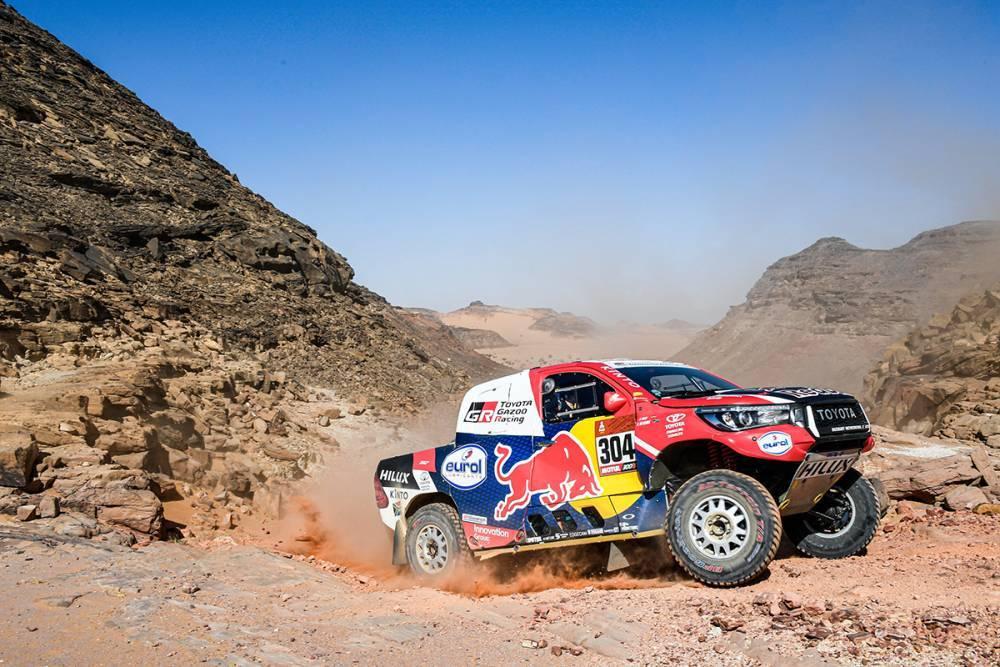 2020 42º Rallye Raid Dakar - Arabia Saudí [5-17 Enero] - Página 10 E8f23