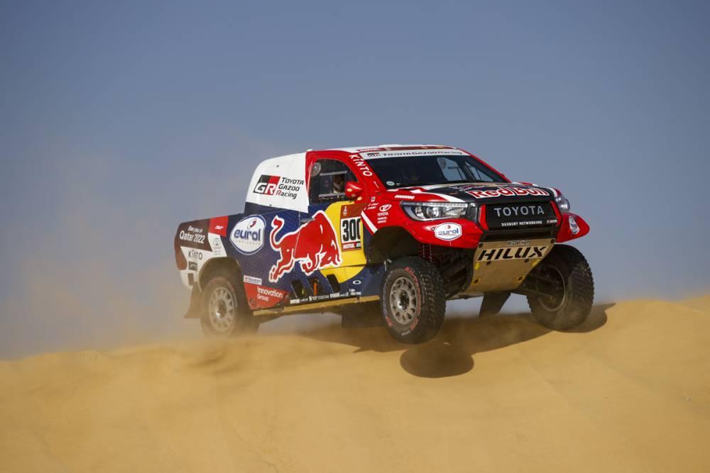 2020 42º Rallye Raid Dakar - Arabia Saudí [5-17 Enero] - Página 11 847bd