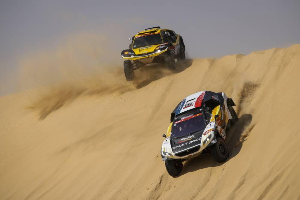 2020 42º Rallye Raid Dakar - Arabia Saudí [5-17 Enero] - Página 11 81b4b