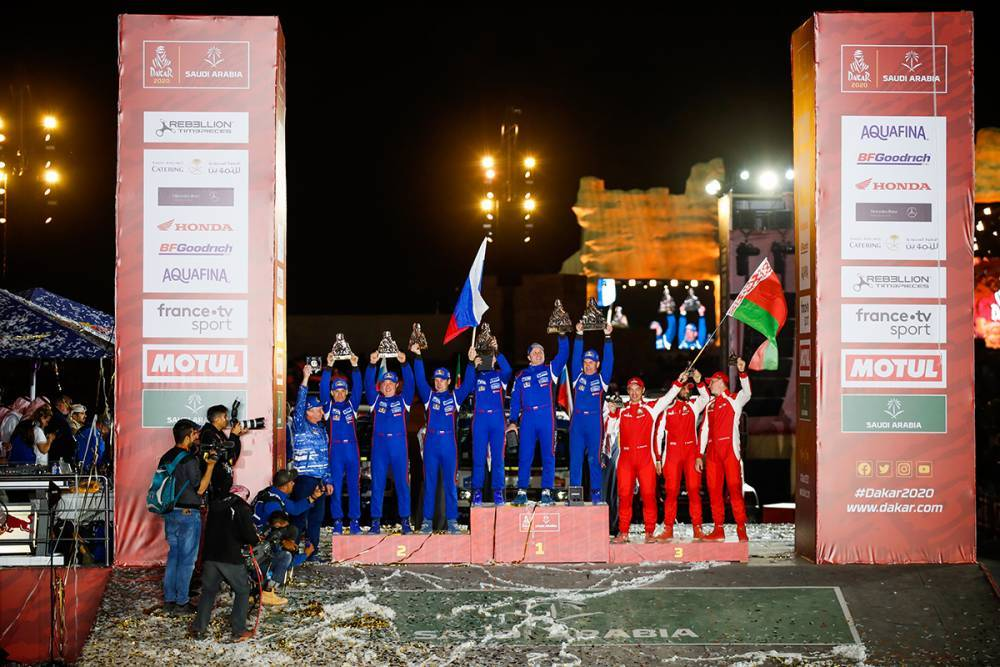 2020 42º Rallye Raid Dakar - Arabia Saudí [5-17 Enero] - Página 12 782ae