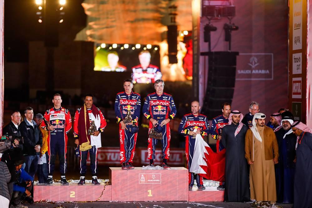 2020 42º Rallye Raid Dakar - Arabia Saudí [5-17 Enero] - Página 12 82f1a