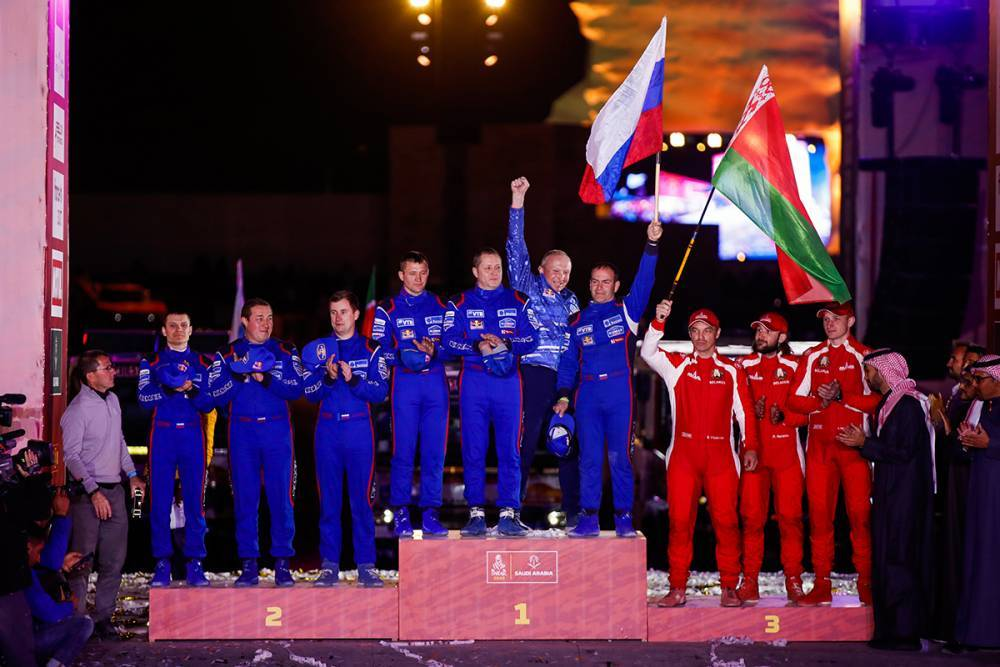 2020 42º Rallye Raid Dakar - Arabia Saudí [5-17 Enero] - Página 12 D09e0