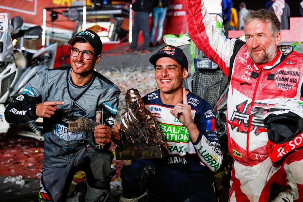 2020 42º Rallye Raid Dakar - Arabia Saudí [5-17 Enero] - Página 12 6c010