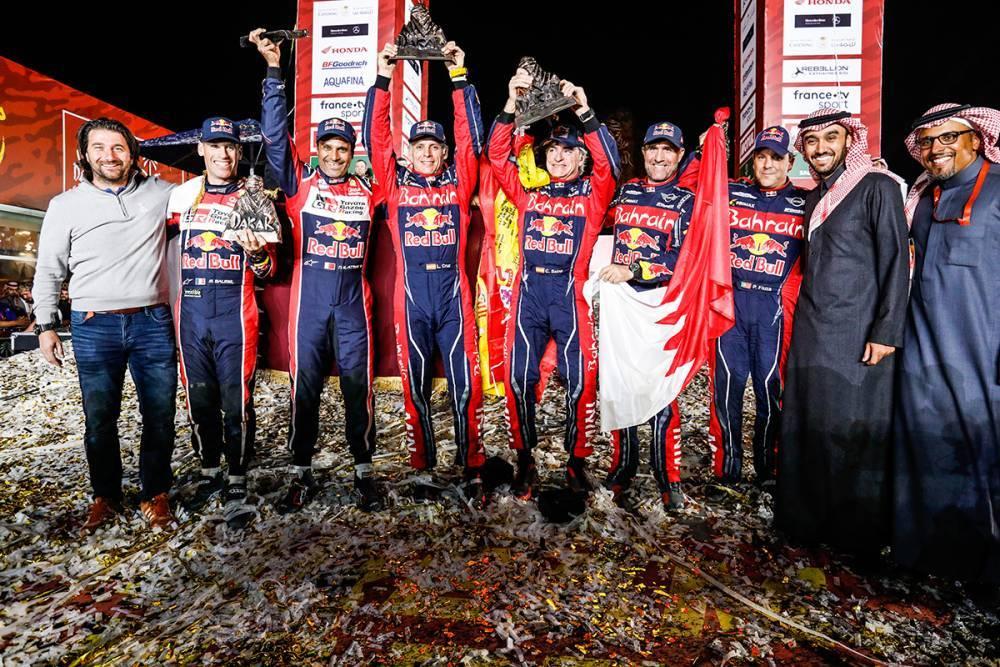 2020 42º Rallye Raid Dakar - Arabia Saudí [5-17 Enero] - Página 12 Ecc56