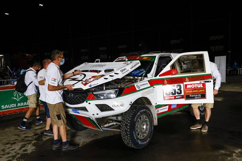 2021 43º Rallye Raid Dakar - Arabia Saudí [3-15 Enero] - Página 4 26a61