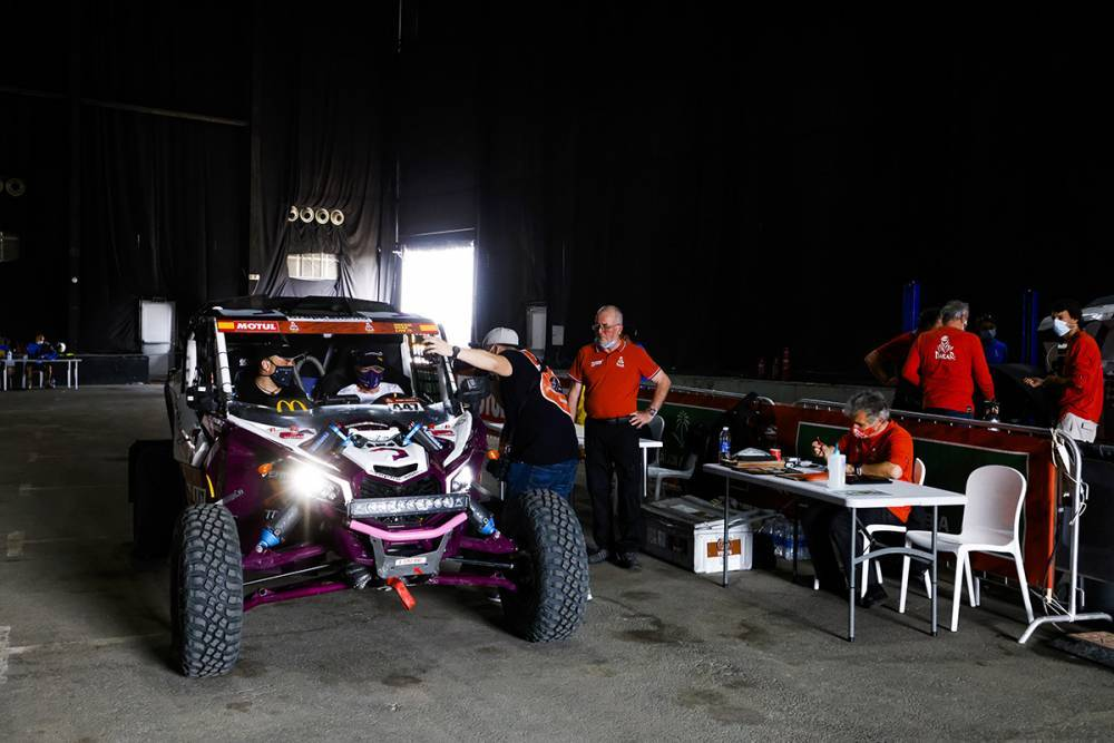2021 43º Rallye Raid Dakar - Arabia Saudí [3-15 Enero] - Página 4 471ce