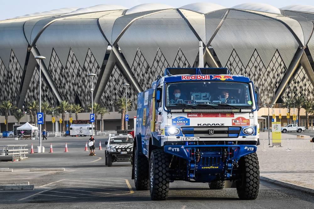 2021 43º Rallye Raid Dakar - Arabia Saudí [3-15 Enero] - Página 4 00cb5