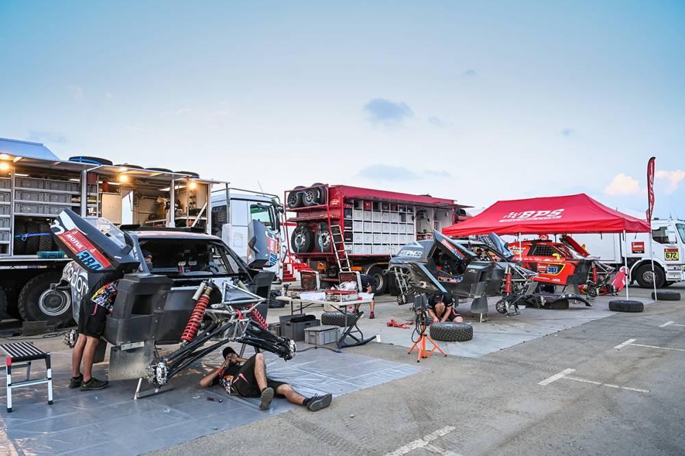 2021 43º Rallye Raid Dakar - Arabia Saudí [3-15 Enero] - Página 4 272d3