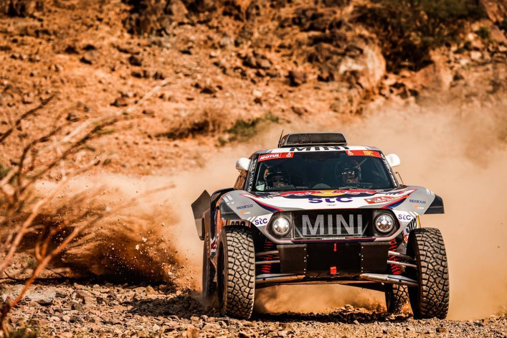 2021 43º Rallye Raid Dakar - Arabia Saudí [3-15 Enero] - Página 5 6f783