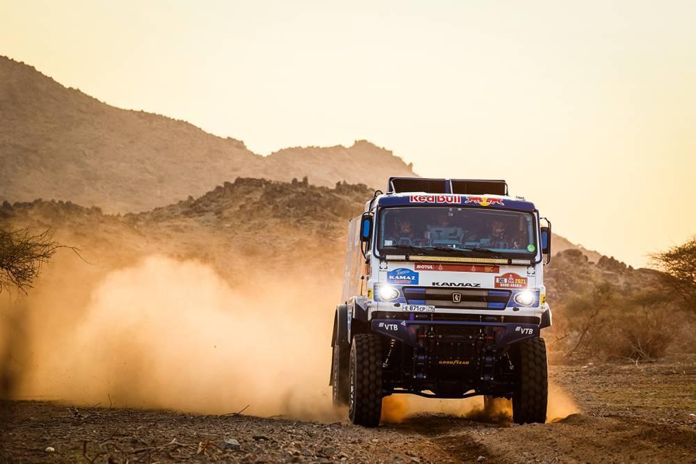 2021 43º Rallye Raid Dakar - Arabia Saudí [3-15 Enero] - Página 5 6505e