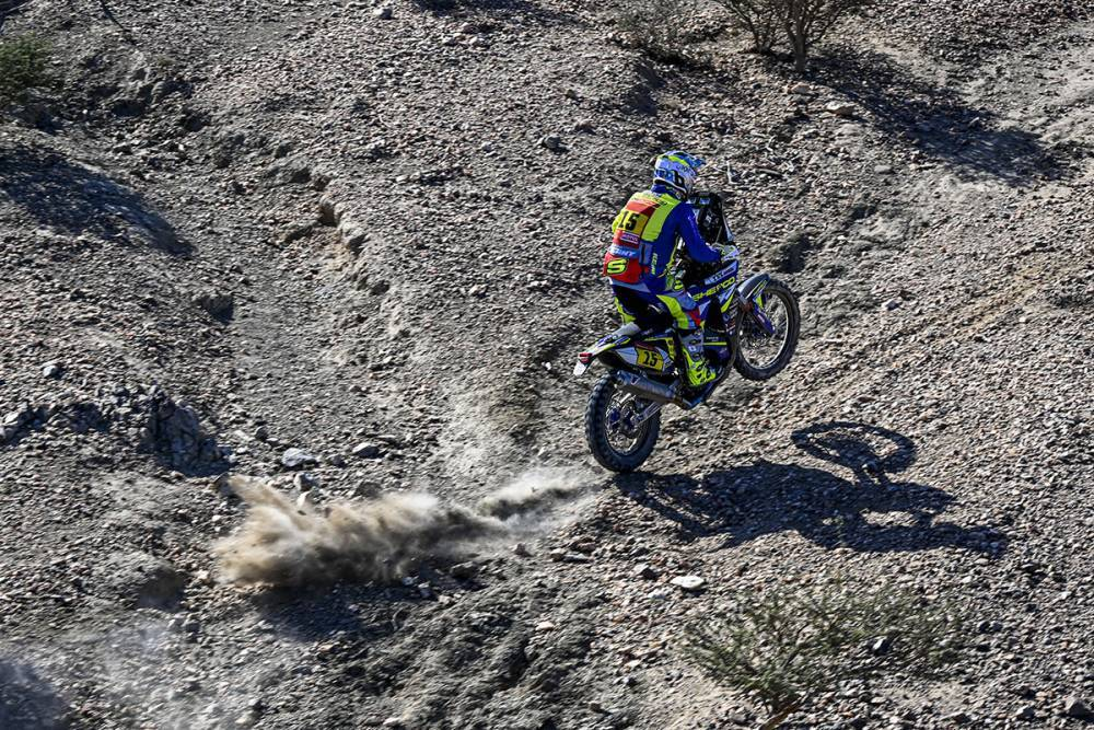 2021 43º Rallye Raid Dakar - Arabia Saudí [3-15 Enero] - Página 6 9450e