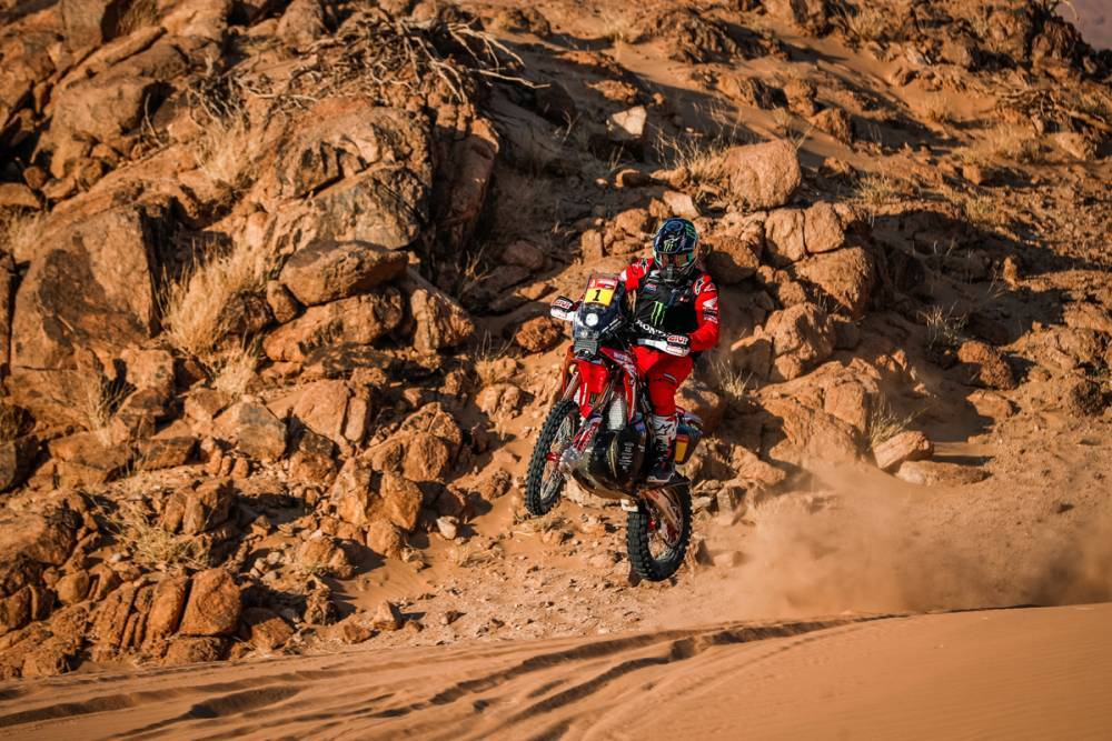 2021 43º Rallye Raid Dakar - Arabia Saudí [3-15 Enero] - Página 7 8a361