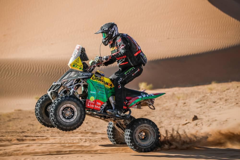 2021 43º Rallye Raid Dakar - Arabia Saudí [3-15 Enero] - Página 7 3a769