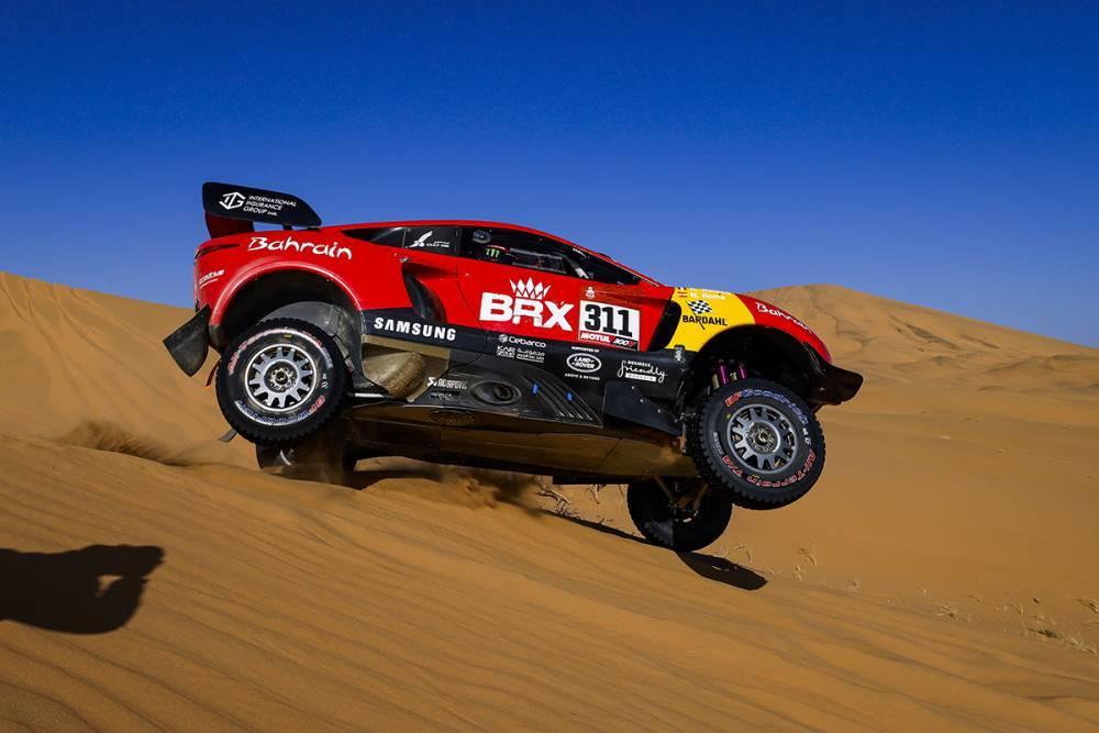 2021 43º Rallye Raid Dakar - Arabia Saudí [3-15 Enero] - Página 7 816c1