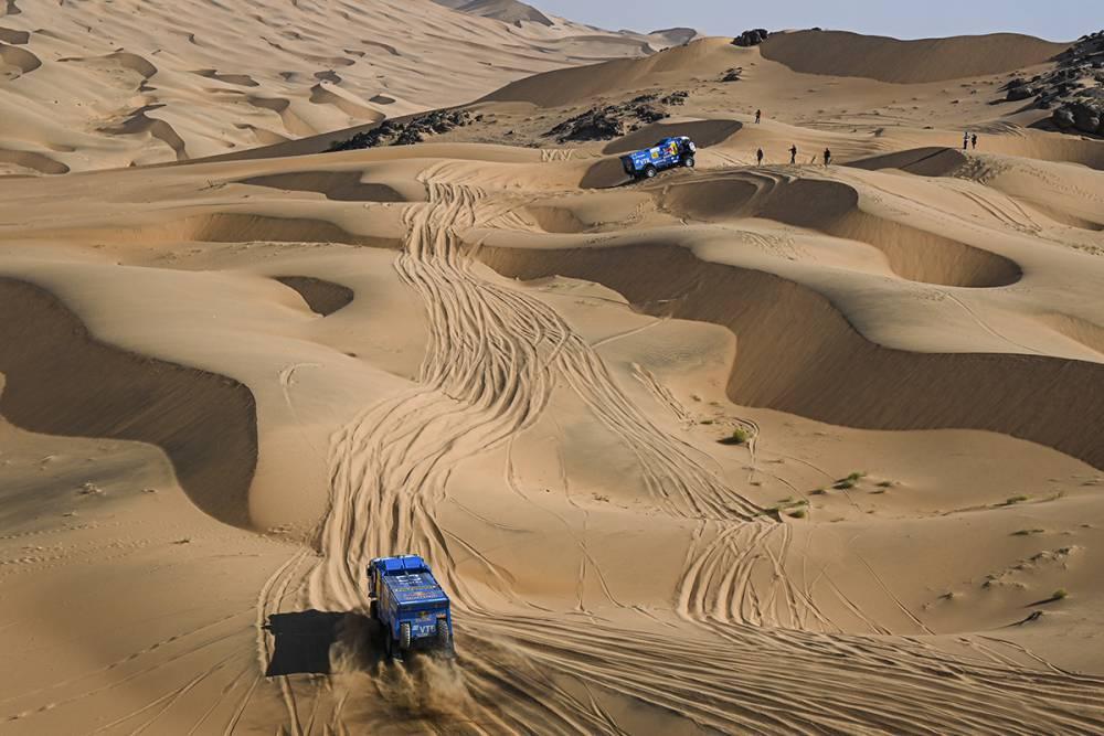 2021 43º Rallye Raid Dakar - Arabia Saudí [3-15 Enero] - Página 7 68803