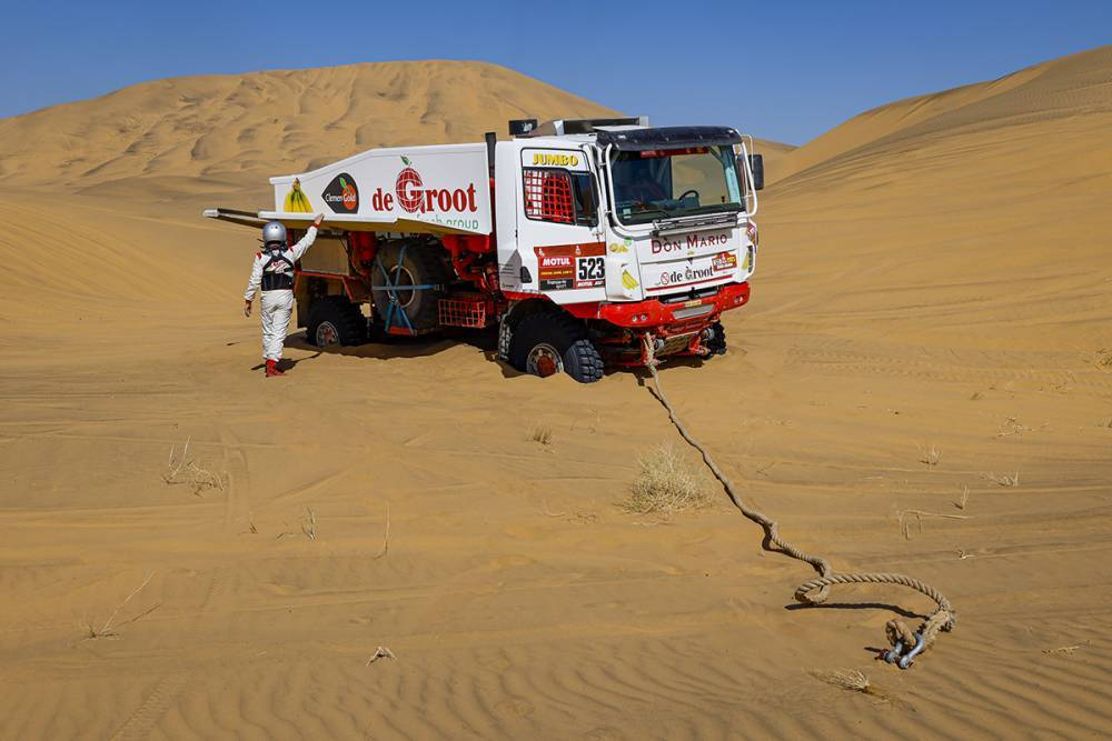 2021 43º Rallye Raid Dakar - Arabia Saudí [3-15 Enero] - Página 7 1b8ab