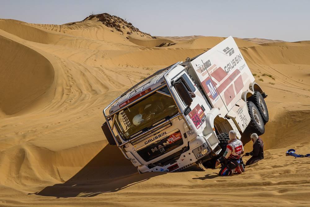 2021 43º Rallye Raid Dakar - Arabia Saudí [3-15 Enero] - Página 7 0234d