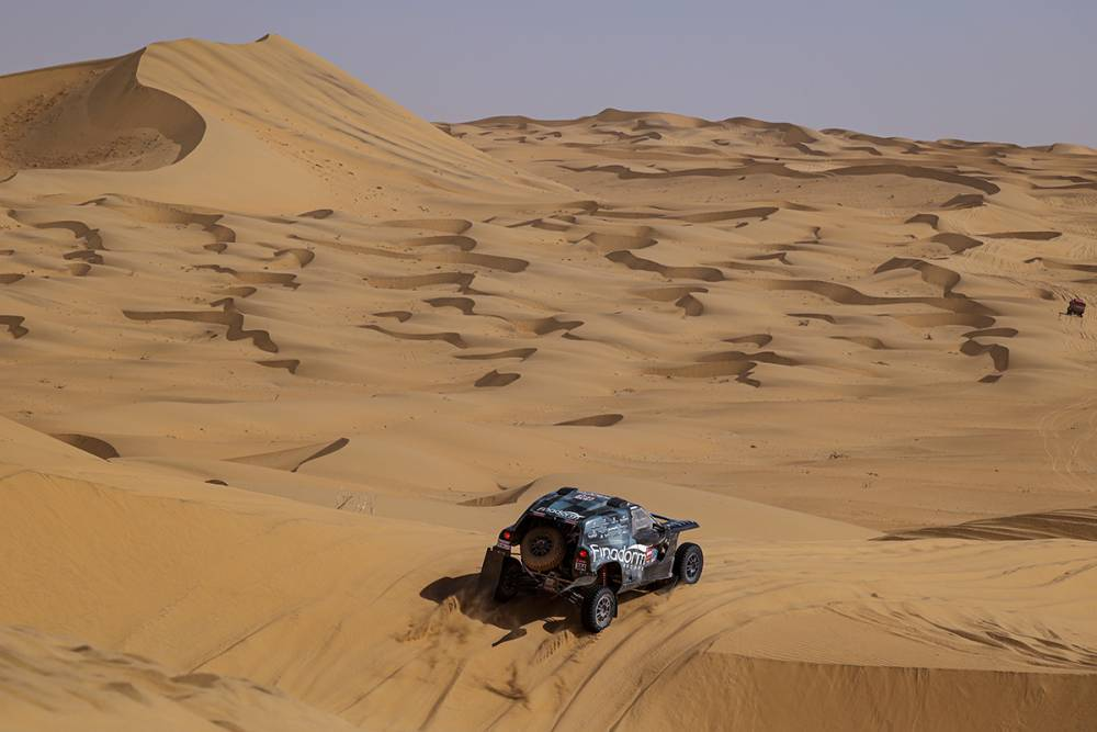 2021 43º Rallye Raid Dakar - Arabia Saudí [3-15 Enero] - Página 7 9276c