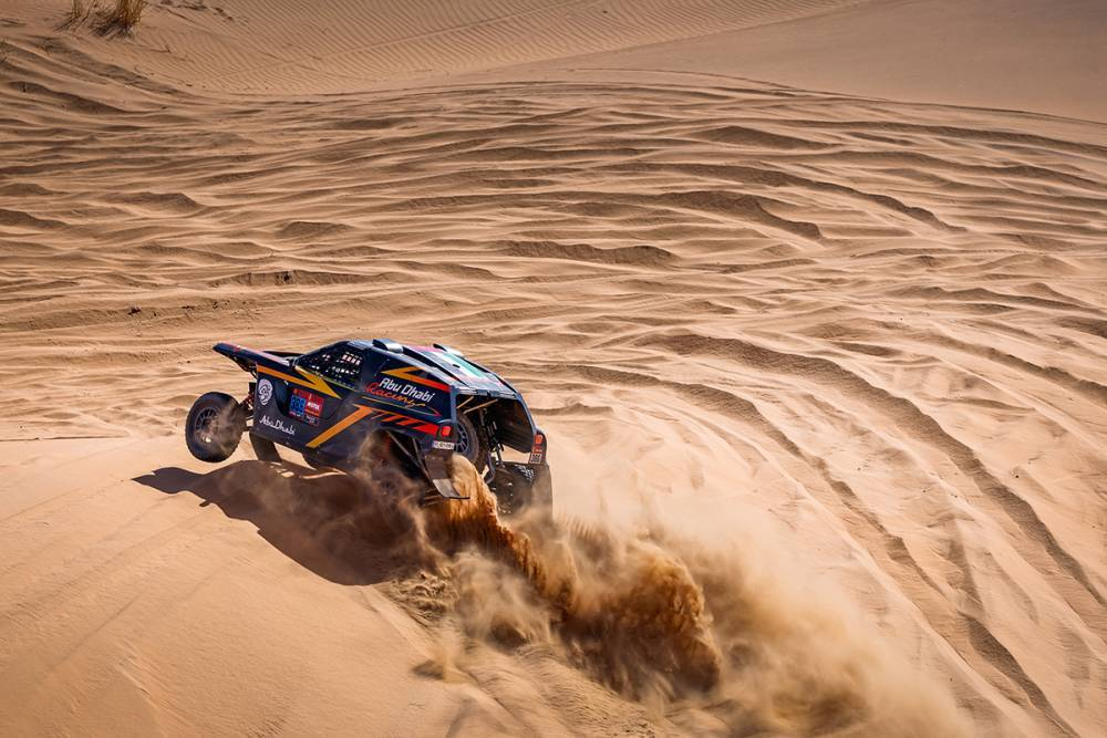 2021 43º Rallye Raid Dakar - Arabia Saudí [3-15 Enero] - Página 7 8af65