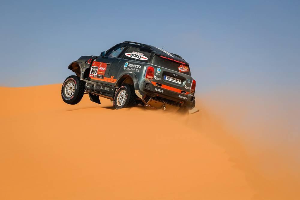 2021 43º Rallye Raid Dakar - Arabia Saudí [3-15 Enero] - Página 8 688a6