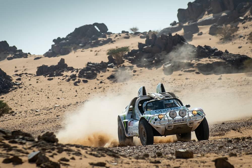 2021 43º Rallye Raid Dakar - Arabia Saudí [3-15 Enero] - Página 8 34e3d