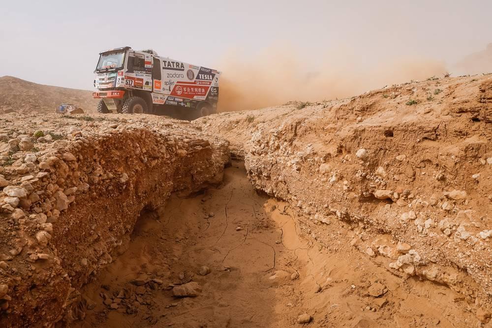 2021 43º Rallye Raid Dakar - Arabia Saudí [3-15 Enero] - Página 9 Cd120
