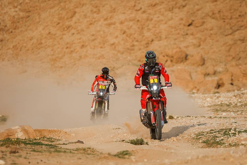 2021 43º Rallye Raid Dakar - Arabia Saudí [3-15 Enero] - Página 9 F53ec