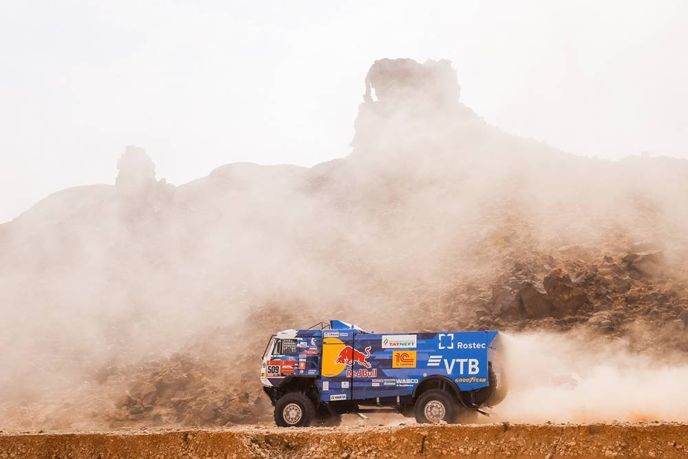 2021 43º Rallye Raid Dakar - Arabia Saudí [3-15 Enero] - Página 9 5e4a3