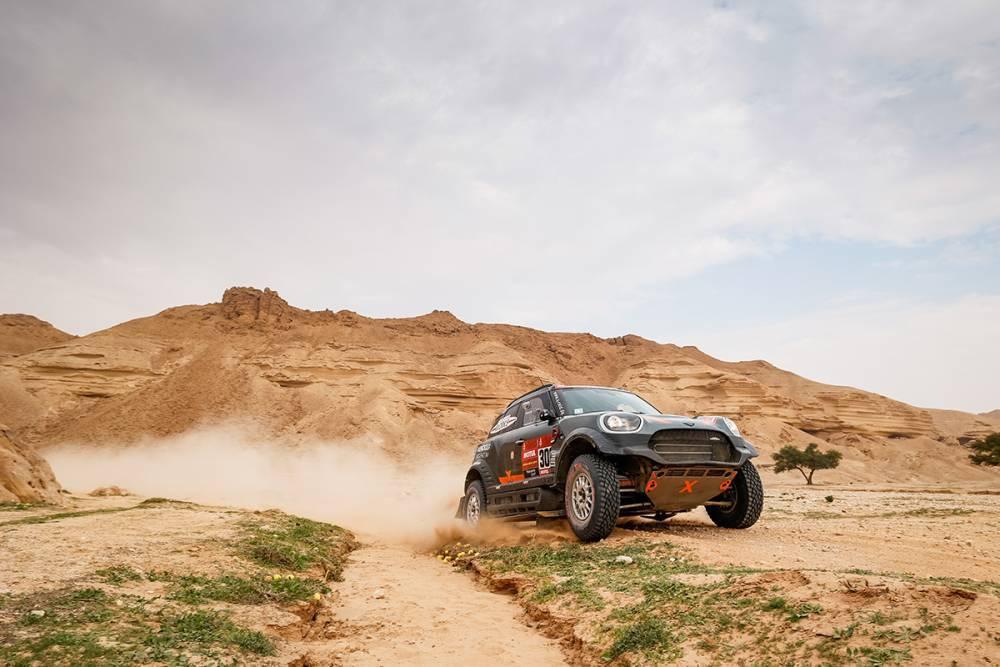 2021 43º Rallye Raid Dakar - Arabia Saudí [3-15 Enero] - Página 9 8ddeb