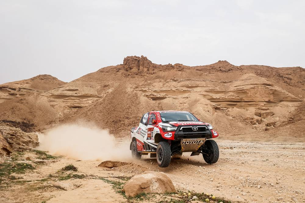 2021 43º Rallye Raid Dakar - Arabia Saudí [3-15 Enero] - Página 9 Dbd06