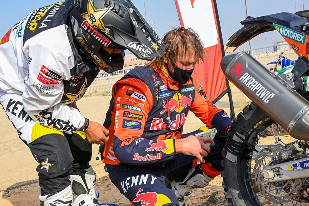 2021 43º Rallye Raid Dakar - Arabia Saudí [3-15 Enero] - Página 11 99e99