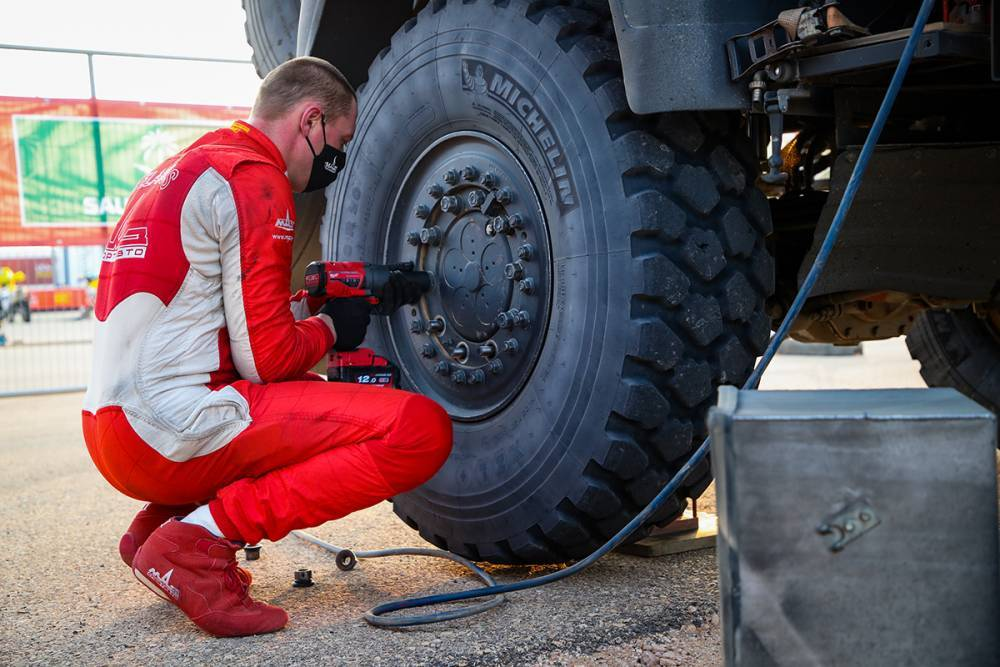 2021 43º Rallye Raid Dakar - Arabia Saudí [3-15 Enero] - Página 11 3bf82
