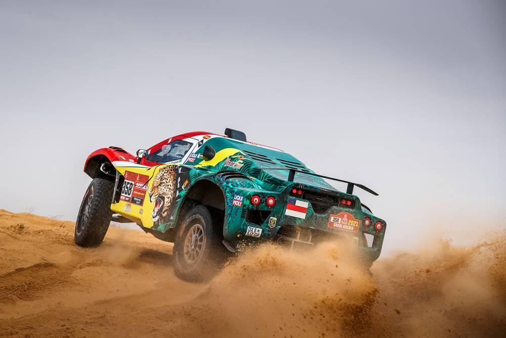 2021 43º Rallye Raid Dakar - Arabia Saudí [3-15 Enero] - Página 11 47c0f