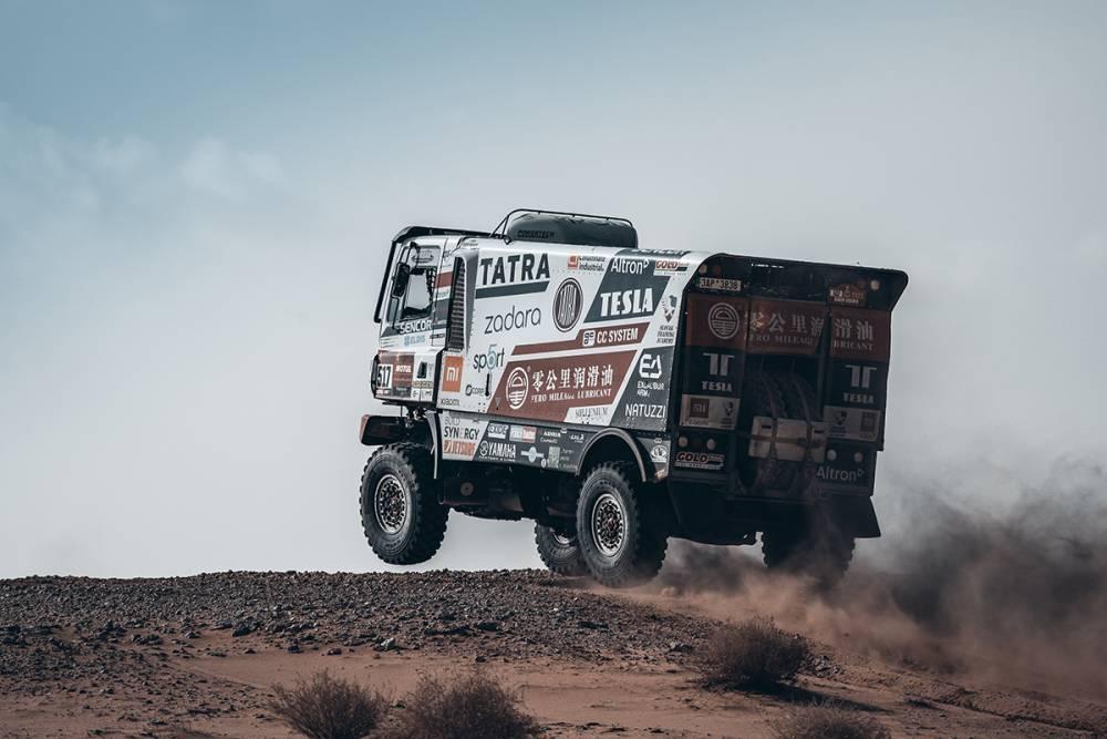 2021 43º Rallye Raid Dakar - Arabia Saudí [3-15 Enero] - Página 11 80dc6