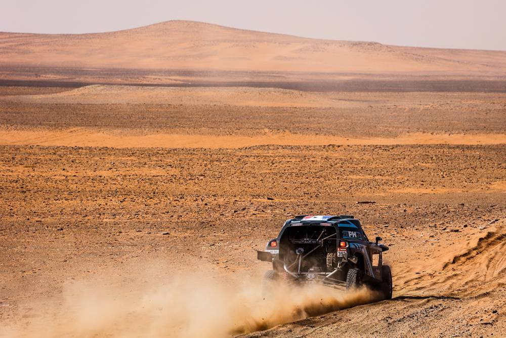 2021 43º Rallye Raid Dakar - Arabia Saudí [3-15 Enero] - Página 11 6398d