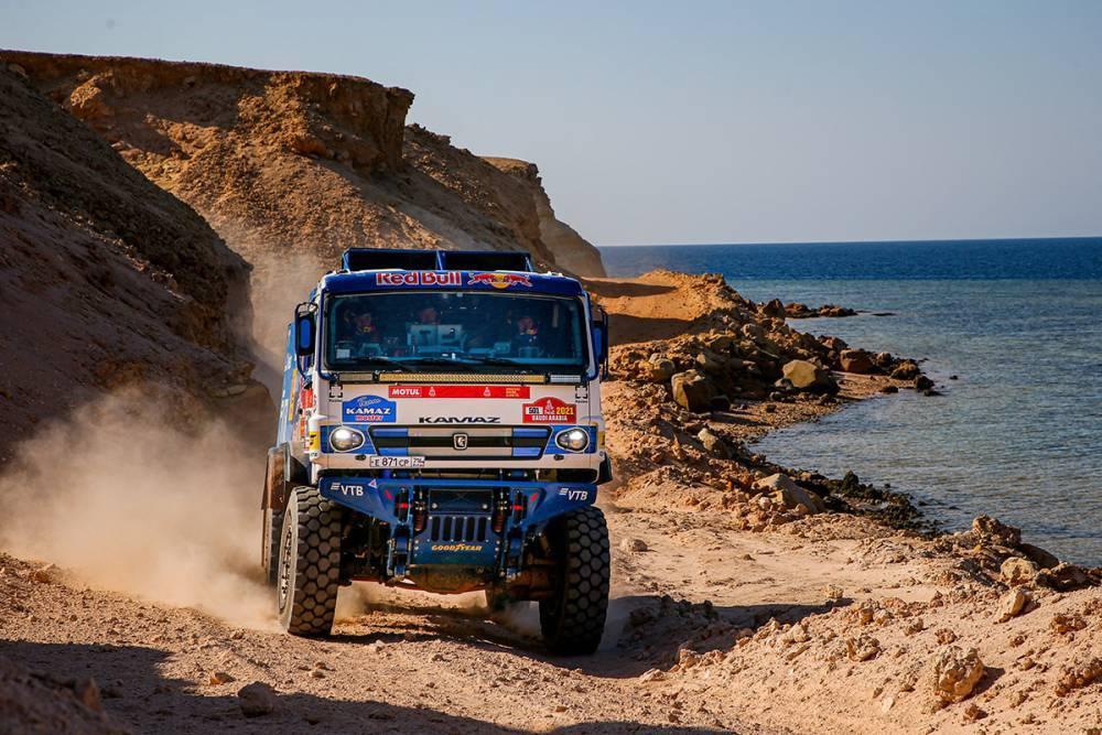 2021 43º Rallye Raid Dakar - Arabia Saudí [3-15 Enero] - Página 12 8223c