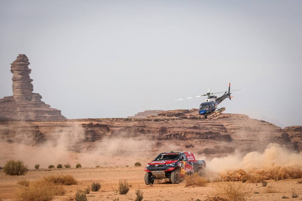 2021 43º Rallye Raid Dakar - Arabia Saudí [3-15 Enero] - Página 12 45382