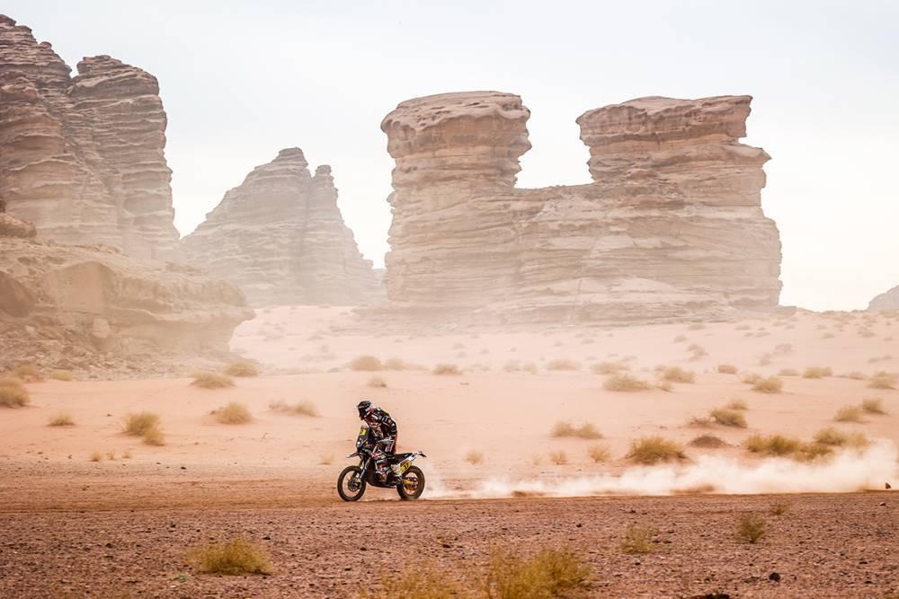 2021 43º Rallye Raid Dakar - Arabia Saudí [3-15 Enero] - Página 12 370a2