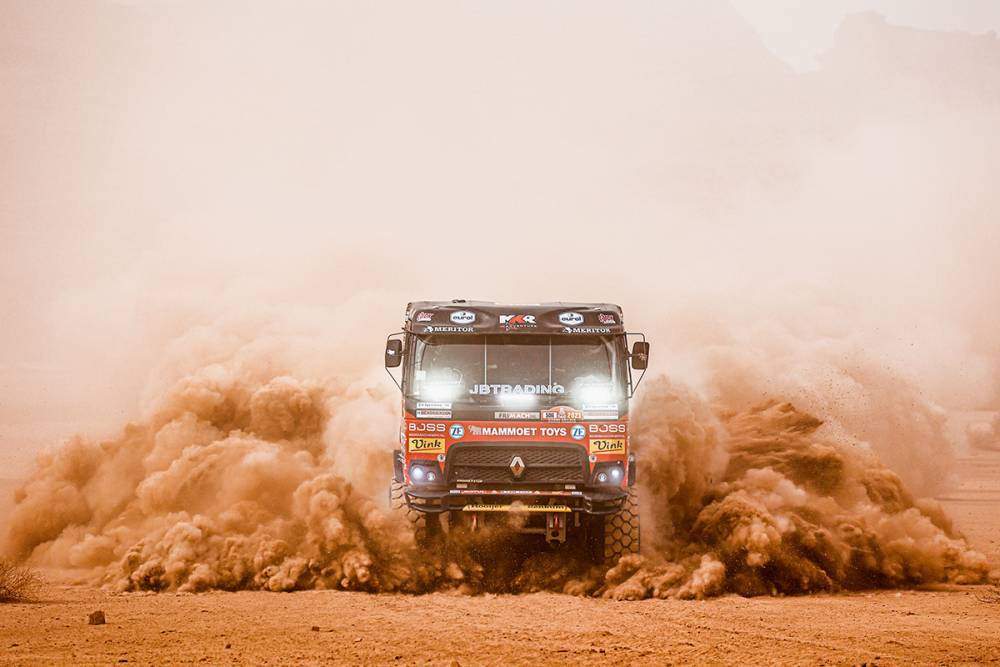 2021 43º Rallye Raid Dakar - Arabia Saudí [3-15 Enero] - Página 12 962d3