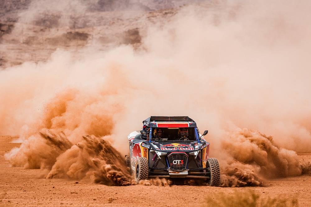 2021 43º Rallye Raid Dakar - Arabia Saudí [3-15 Enero] - Página 12 122fc